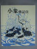 【書寶二手書T3/少年童書_ZBU】小象會記住_安紐許卡‧拉維許安卡