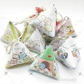 角落生物包包-可愛卡通PU零錢包角落生物墻角生物三角粽子收納包硬幣包鑰匙包 多麗絲