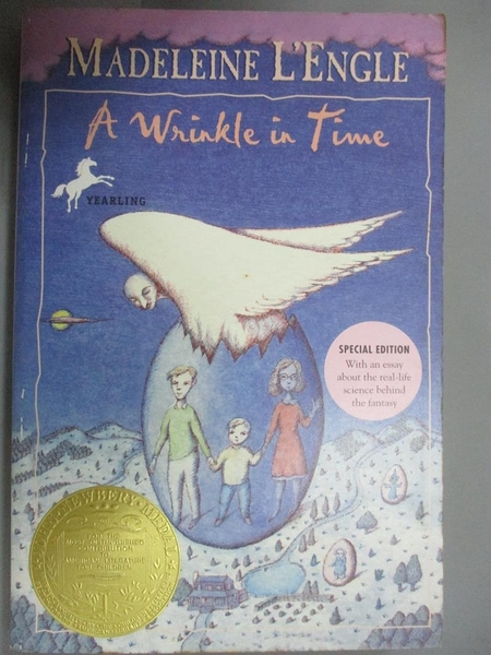 【書寶二手書T1/原文小說_OFE】A Wrinkle in Time_Yearling