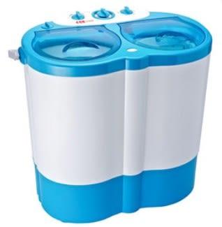 派樂嚴選品牌家電 雙槽洗衣機3.5公斤一台 雙槽迷你洗衣機/洗滌機/脫水機定時柔洗機