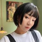 全頂假髮 cos 黑色短髮 電影版復古短髮 M7 魔髮樂