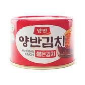 韓國 DONG WON 東遠兩班 泡菜罐頭(160g)【小三美日】