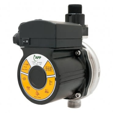 APP 不鏽鋼熱水器加壓泵浦 超靜音馬達 超低耗電量