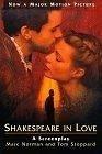 二手書博民逛書店《Shakespeare in Love》 R2Y ISBN:0