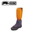 【RHINO 犀牛 犀牛大型超輕綁腿《橘黃/黑》】803/腿套/登山/防水