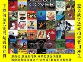 二手書博民逛書店The罕見Art Of The Album CoverY255562 Richard Evans Casema