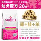 【毛麻吉寵物舖】Summit全方位營養糧...