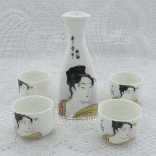 景德鎮陶瓷器,日韓系列酒具套裝A