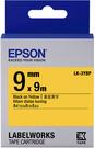 LK-3YBP EPSON 標籤帶 (黃底黑字/9mm) C53S653404