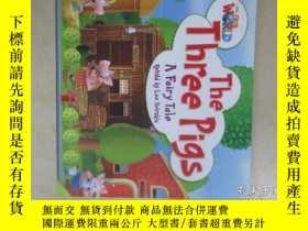 二手書博民逛書店外文書罕見The Three Pigs A Fairy Tale