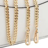 包包鏈條 單肩帶 帶配件帶包鏈子斜挎背包帶子斜跨寬鐵鏈單買金屬鏈