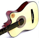 初學者入門38寸吉他練習樂器送全套配件 DL13271