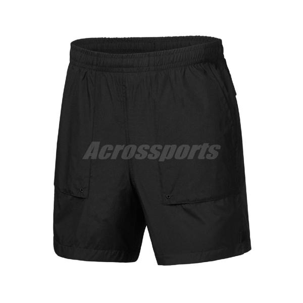 Nike 短褲 SB Skate Shorts 黑 男款 滑板 運動褲 工裝 【PUMP306】 AT3091-010