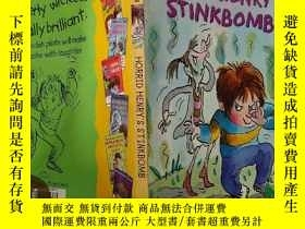 二手書博民逛書店HORRID罕見HENRY S STINKBOMB:可怕的亨利的臭彈Y200392