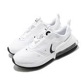 Nike 休閒鞋 Wmns Air Max Up 白 黑 小白鞋 氣墊 女鞋 厚底 【ACS】 CT1928-100