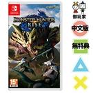 現貨 NS 魔物獵人 崛起 Monster Hunter Rise 中文版 送胸針
