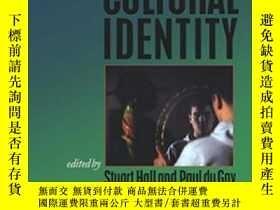 二手書博民逛書店Questions罕見Of Cultural Identity-文化認同問題Y436638 Stuart Ha