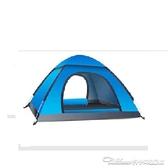 帳篷戶外3-4人全自動家庭加厚防雨雙人2單人露營野營野外二室一廳YYJ 阿卡娜