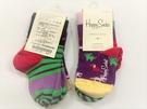 Happy Socks 2入紫粉綠點點短襪(HQ1BJU1)-09M、18M、9A