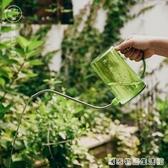 塔莎的花園透明水壺家用樹脂澆花水壺施肥壺淋花盆栽澆水器灑水壺 雙十一全館免運