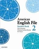 二手書《American English File: Level 2: Student Book with Online Skills Practice》 R2Y ISBN:0194774325