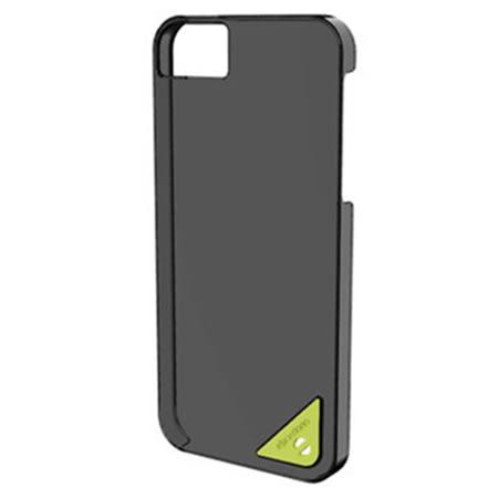 X-doria Apple iPhone 5/5S /5SEEngage Lanyard透色外殼(霧面透黑)