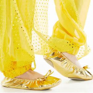 兒童金色平底練習鞋.芭蕾舞鞋.跳舞鞋.軟鞋.表演鞋.演出服.舞蹈服飾配件.成果展.肚皮舞鞋專賣店