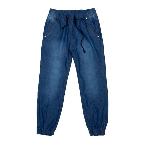 『小鱷魚童裝』牛仔束口褲(08號~18號)531655