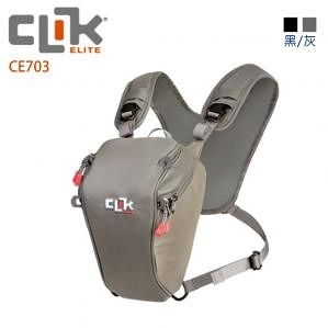 美國【CLIK ELITE】CE703 ProBody SLR Chest Carrier 專業單眼三角胸包