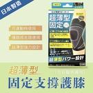 BONJOUR日本製超薄型固定支撐專用護膝一入 (左右腿皆適用)E.【ZS638-480】I.