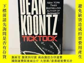 二手書博民逛書店Tick罕見TockY274081 Dean R. Koontz