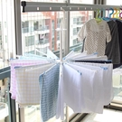 晾衣架毛巾傘形尿布架子家用塑料防風嬰兒晾衣架【奇趣小屋】