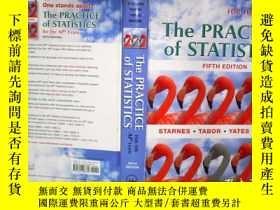 二手書博民逛書店The罕見Practice of Statistics fift