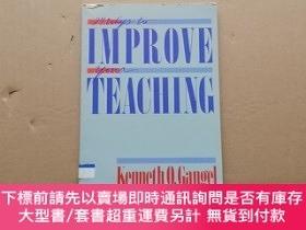 二手書博民逛書店24罕見Ways to Improve Your Teaching (英文原版,24種提高教學質量的方法)Y6