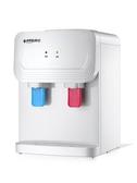 美菱臺式飲水機小型宿舍學生家用辦公室桌面迷你型製冷冷熱冰溫熱  ATF 魔法鞋櫃 電壓:220v