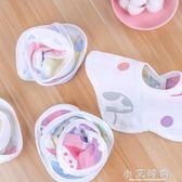 嬰兒圍嘴 六層360度口水兜純棉嬰兒口水巾寶寶圍嘴紗布圍兜新生兒童飯兜 小艾時尚