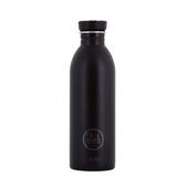 義大利 24Bottles 城市水瓶 500ml/紳士黑