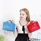 化妝包 便攜化妝包大容量多功能小號韓國簡約少女心防水隨身收納品袋網紅 榮耀上新
