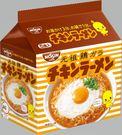 【美佐子MISAKO】日韓食材系列-NISSIN 日清 元祖雞風味5入袋麵 425g