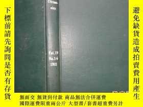 二手書博民逛書店Ultrasonics罕見Vol.19 No.1-6 1981Y