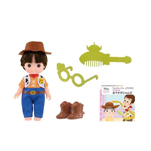 《 Disney 迪士尼 》迪士尼系列 - 胡迪造型小倫 / JOYBUS玩具百貨