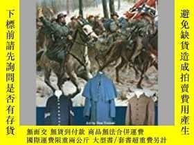 二手書博民逛書店Don罕見Troiani's Regiments & Uniforms of the Civil War (dam
