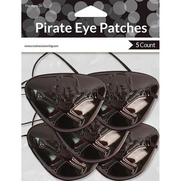 眼罩5入-海盜寶藏