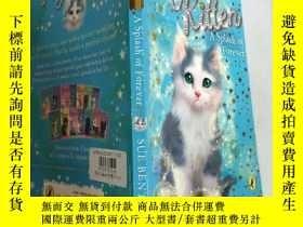 二手書博民逛書店magic罕見Kitten a splash of forever 神奇小貓永遠的飛濺Y200392