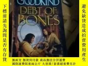 二手書博民逛書店Debt罕見of BonesY15389
