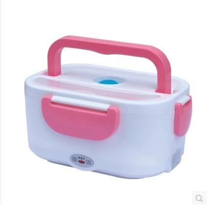 現貨帝禾電熱飯盒插電加熱保溫飯盒迷妳蒸飯午餐便當盒電子飯盒蒸煮