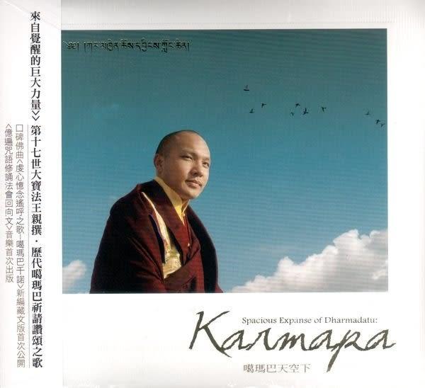 噶瑪巴天空下 CD  (購潮8)