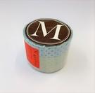 日本倉敷意匠和紙膠帶-水玉三色(13mm)