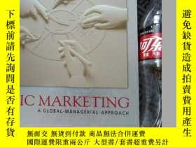 二手書博民逛書店basic罕見marketing a global manage