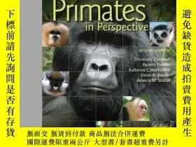 二手書博民逛書店Primates罕見In Perspective-靈長類動物透視圖Y436638 Christina Camp